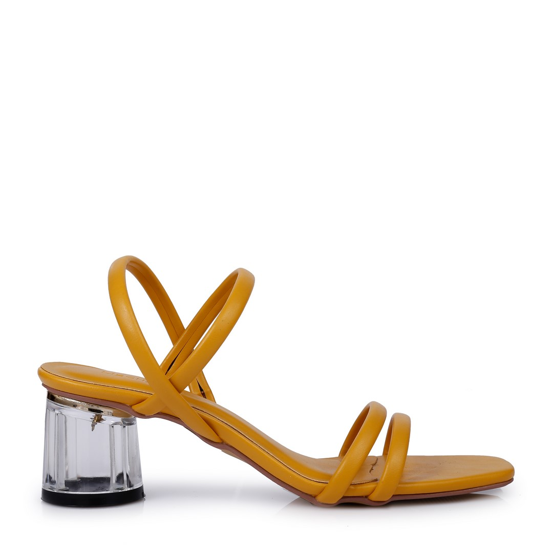 Sandal CG Nữ EL.18 Vàng