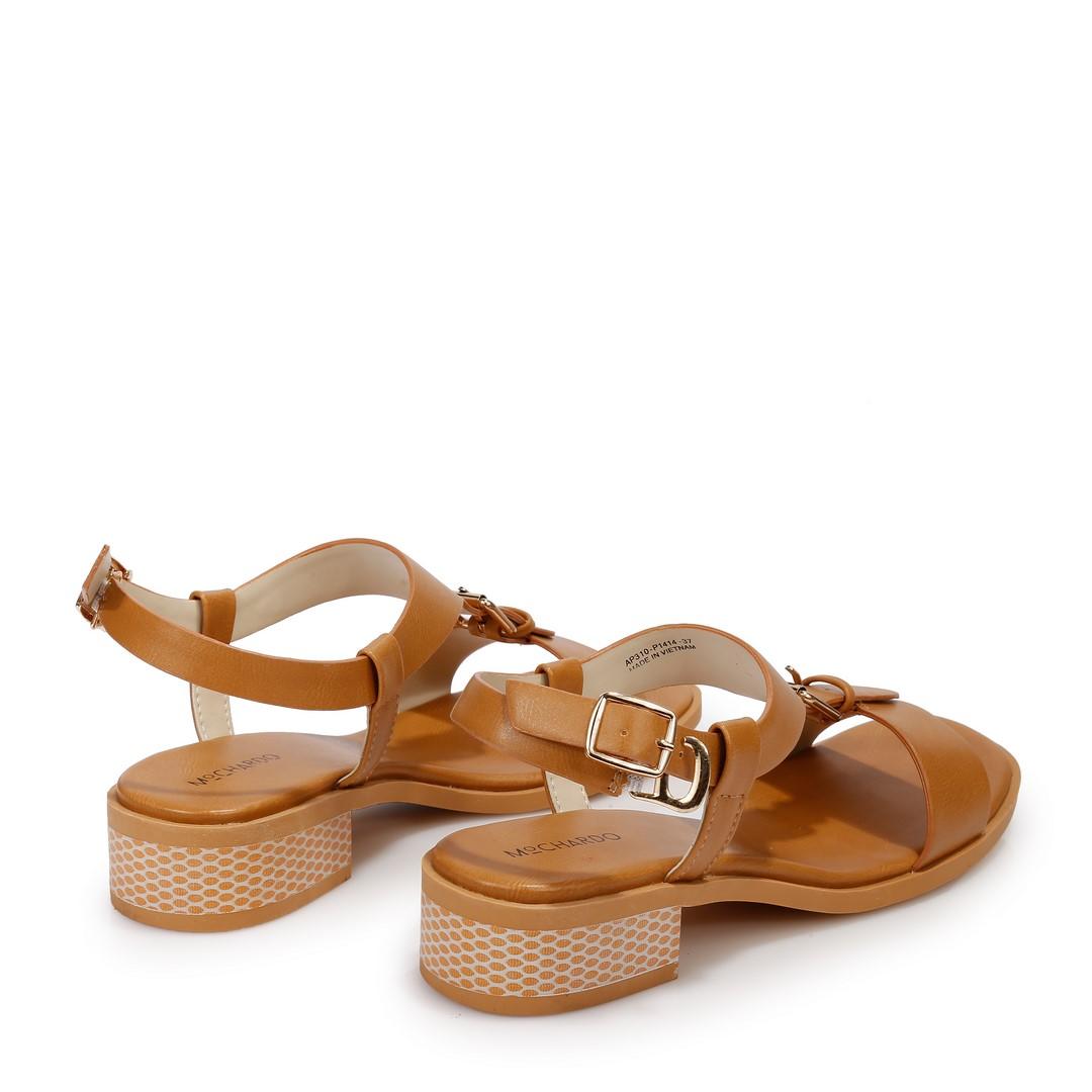 [Test] Sandal Quai Kiểu