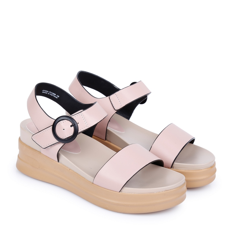Sandal Xuong AM-01 Hong