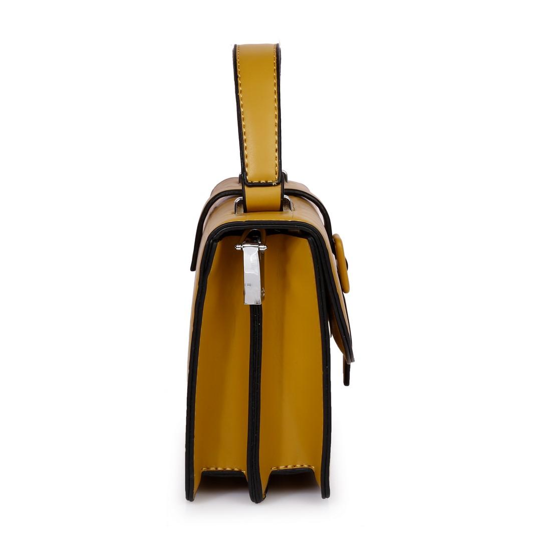 Túi Xách Nữ TN133 Vàng