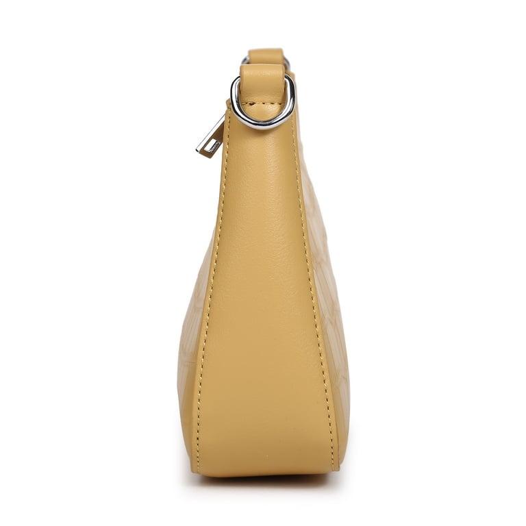 Túi xách cách điệu góc KQ-18 Vàng