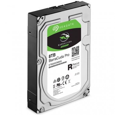 Ổ cứng HDD NAS Seagate Ironwolf Pro 8TB 3.5