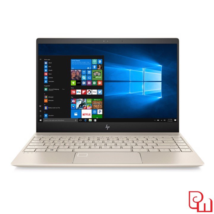 Laptop HP Envy 13-aq1023TU (8QN84PA) (i7-10510U/8G/SSD 512GB/13.3 inch FHD/Fingerprint/Vàng/Win10/Keyboard Led)