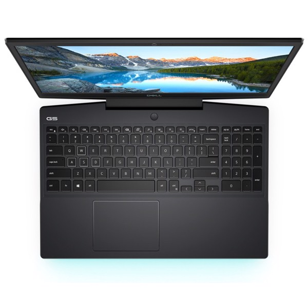 "Laptop Dell G5 15 5500 (70228123) (Intel Core i7-10750H,2x8GB RAM,512GB SSD,6GB NVIDIA GeForce RTX 2060,15.6"" FHD,finger,McAfeeMDS,Win 10 Home,Black,1Yr)"