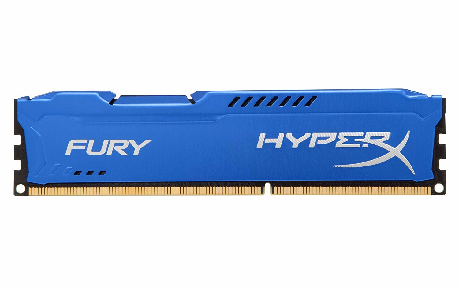 RAM Kingston HyperX Fury Blue 8GB DDR3 1600 CL10