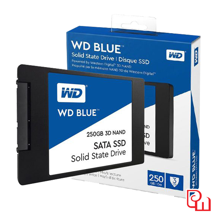 Ổ Cứng SSD WD 250GB WDS250G2B0A