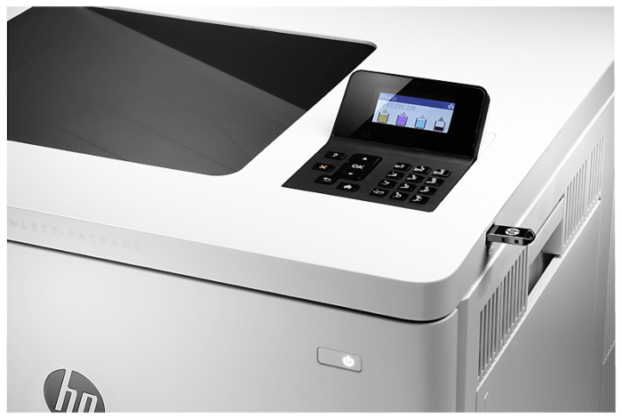 Máy in HP COLOR LASERJET ENTERPRISE M552DN - B5L23A