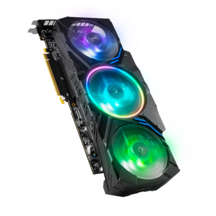 Card màn hình Galax GeForce RTX 2070 Super Work The Frames Edition 8GB GDDR6 (27ISL6MD49ES)