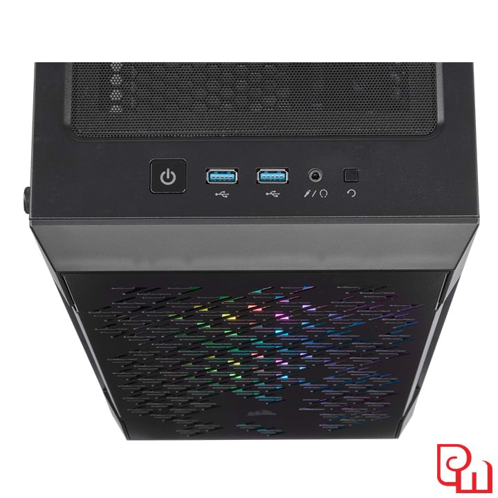 Case Corsair iCUE 220T RGB Airflow Black