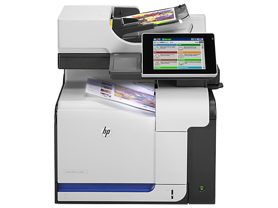 Máy in HP LaserJet Ent 500 Color MFP M575f - CD645A