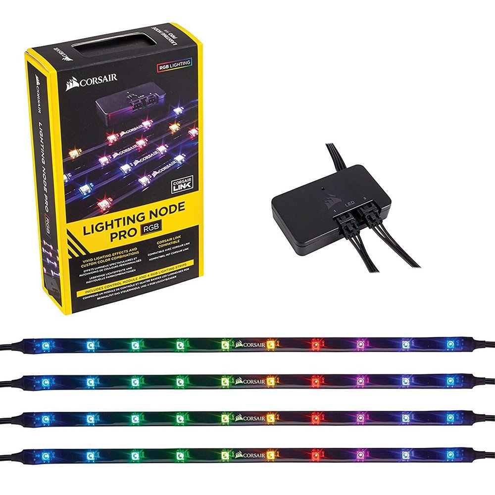 Dải LED Corsair Lighting Node Pro RGB (CL-9011109-WW)