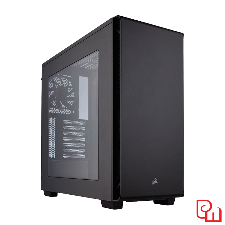 Case Corsair Carbide Series 270R Black Window