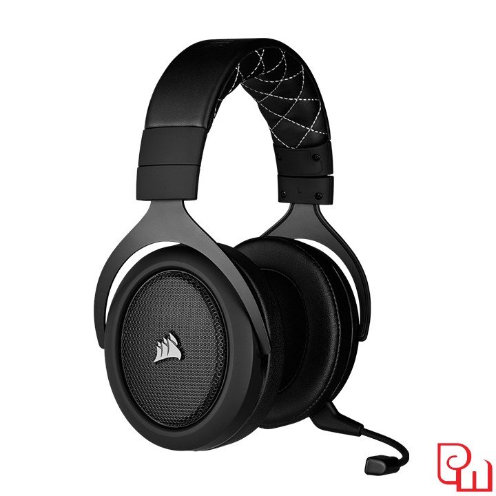 Tai nghe Corsair HS70 Pro Wireless Carbon (CA-9011211-AP)