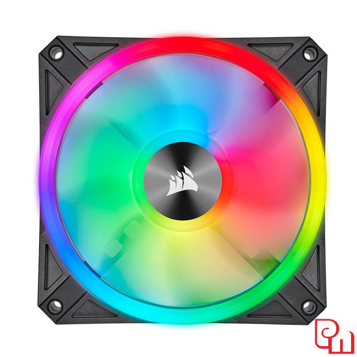 Quạt Case Corsair QL120 RGB LED - 120mm - Hộp 1 Fan