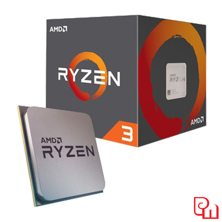 CPU AMD Ryzen 3 1200 (3.1GHz)