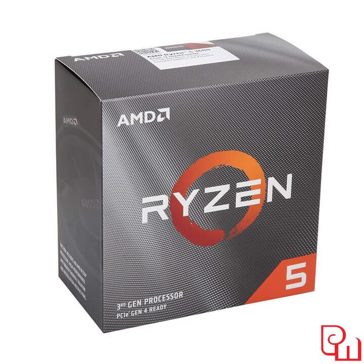 CPU AMD Ryzen 5 3500X (6C/6T, 3.6 GHz up to 4.1 GHz, 32MB) - AM4