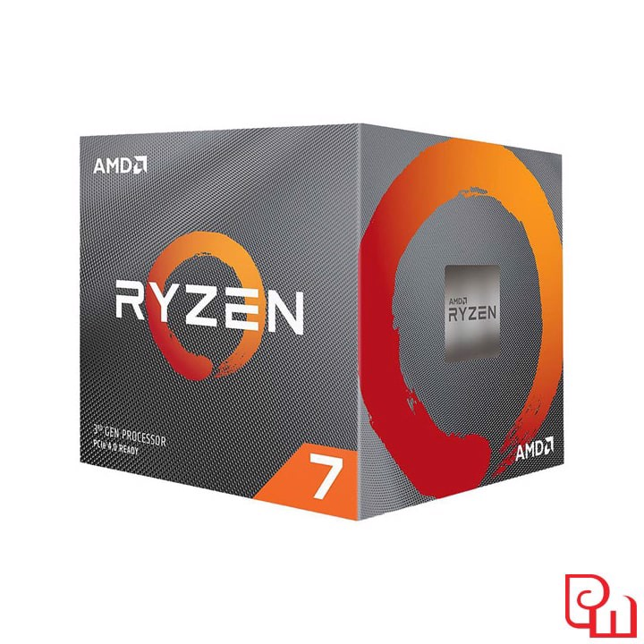 CPU AMD Ryzen 7 3700X (8C/16T, 3.6 GHz - 4.4 GHz, 32MB) - AM4