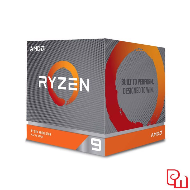 CPU AMD Ryzen 9 3900X (12C/24T, 3.8 GHz - 4.6 GHz, 64MB) - AM4