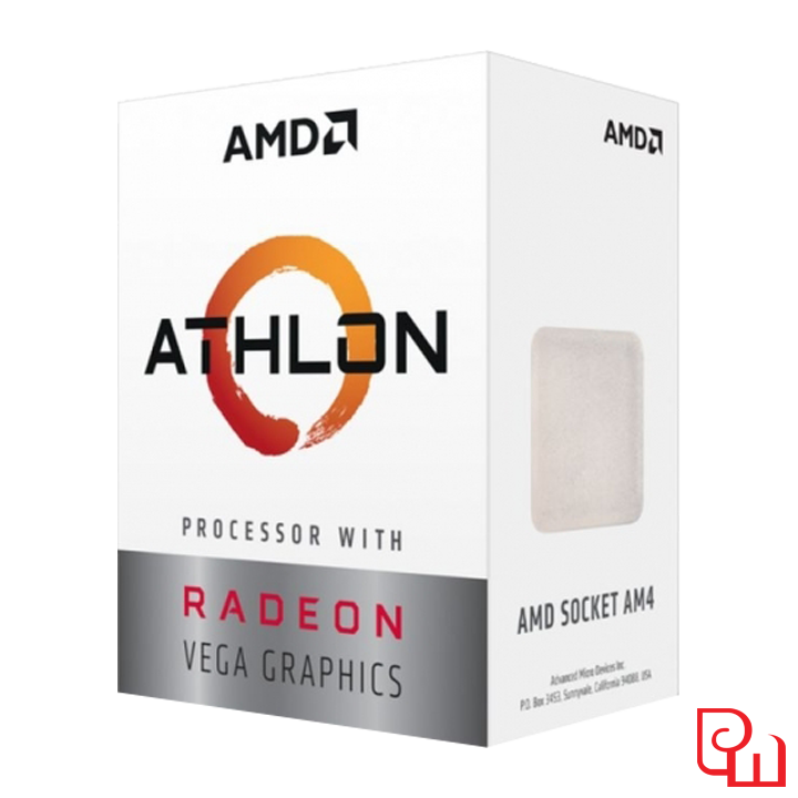 CPU AMD Ryzen Athlon 200GE