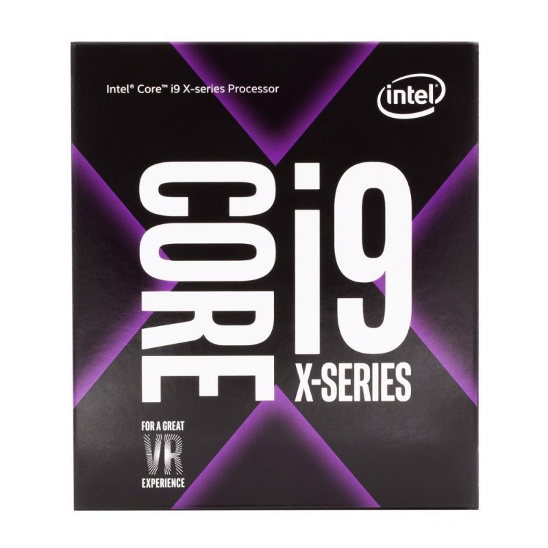 CPU Intel Core i9 7920X (2.9 GHz)