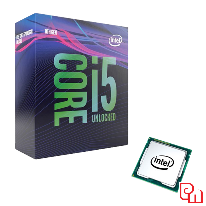 CPU Intel Core i5-9600K (3.7GHz - 4.6GHz)