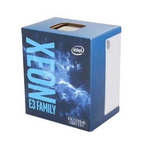 CPU Intel Xeon E3-1220 V6 (3.0GHz)