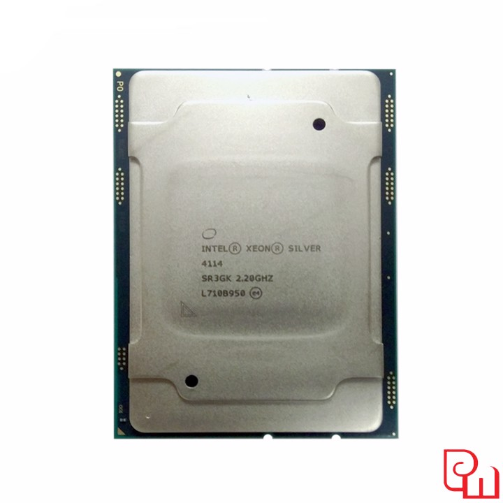 CPU Intel Xeon Silver 4114 (2.2GHz up to 3.0GHz, 13.75MB) - LGA 3647