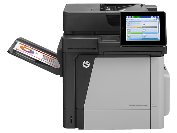 Máy in HP Color LaserJet Ent MFP M680dn - CZ248A