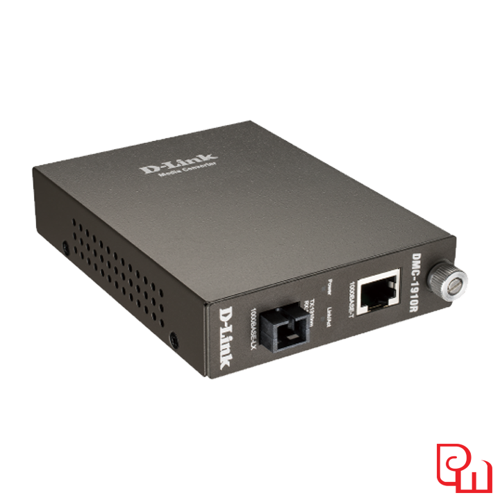 Gigabit Media Converter D-Link DMC-1910R/E