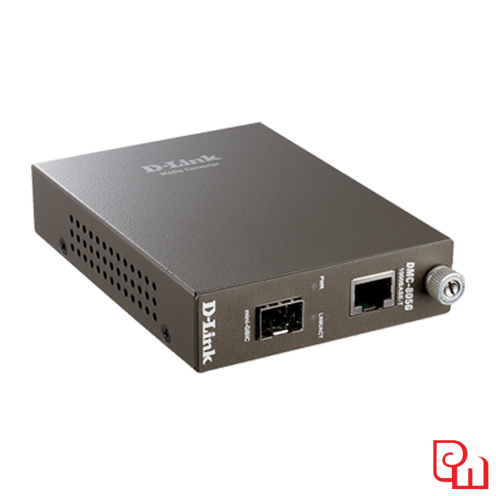Gigabit Media Converter D-Link DMC-805G