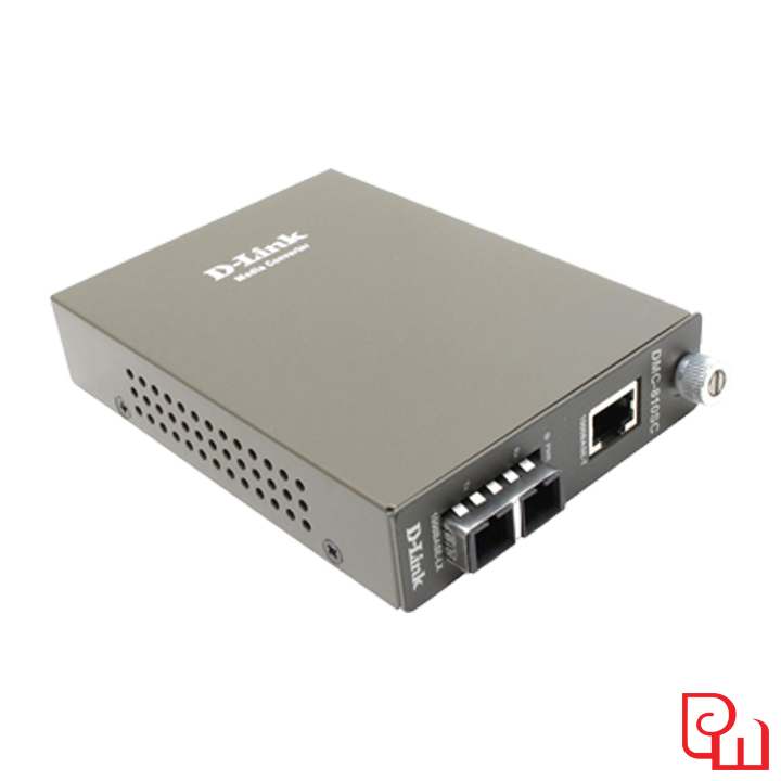 Gigabit Media Converter D-Link DMC-810SC