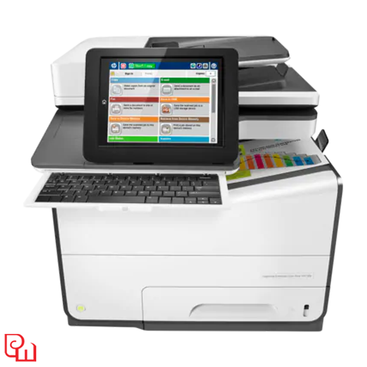 Máy in đa chức năng HP PAGEWIDE ENTERPRISE COLOR MFP 586Z-G1W41A