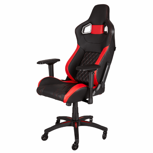 Ghế Gaming CORSAIR T1 Race Black/Red
