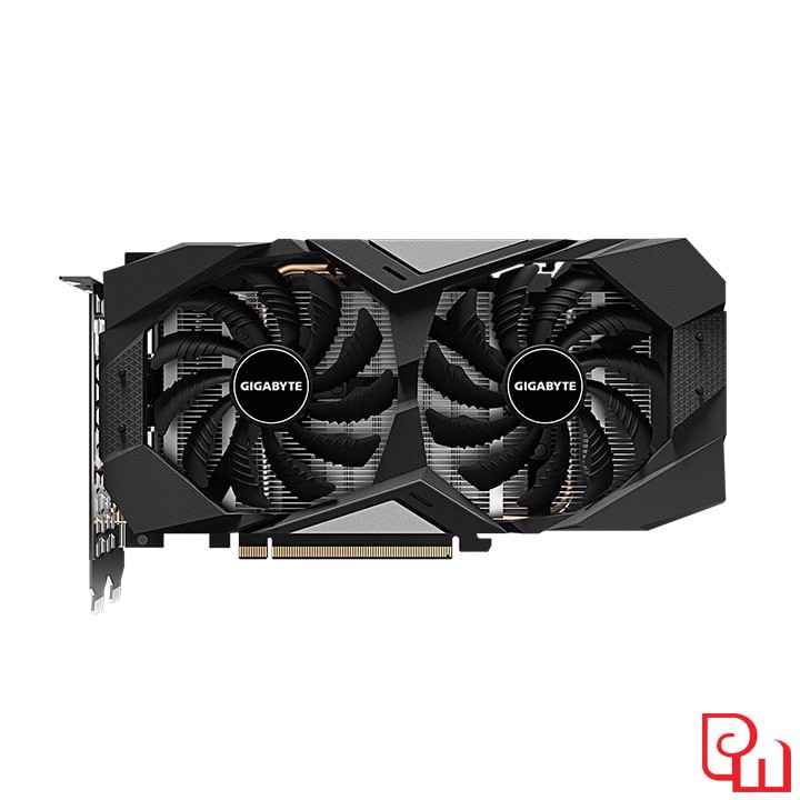 Card màn hình Gigabyte GeForce GTX 1660Ti 6GB GDDR6 OC (GV-N166TOC-6GD)