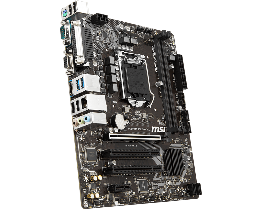 Mainboard MSI H310M PRO-VHL