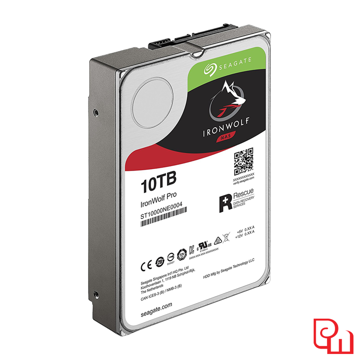 Ổ cứng HDD NAS Seagate Ironwolf Pro 10TB 3.5