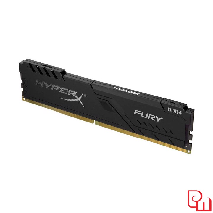 Ram Kingston HyperX Fury Black 8GB DDR4 2666MHz HX426C16FB3/8