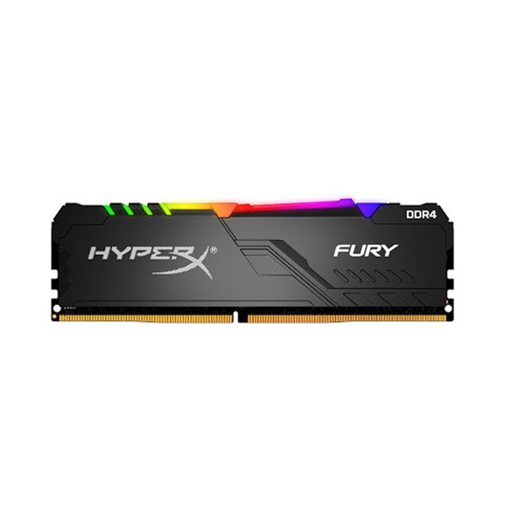 Ram Kingston HyperX Fury RGB 16GB (2x8GB) DDR4 3200MHz HX432C16FB3AK2/16