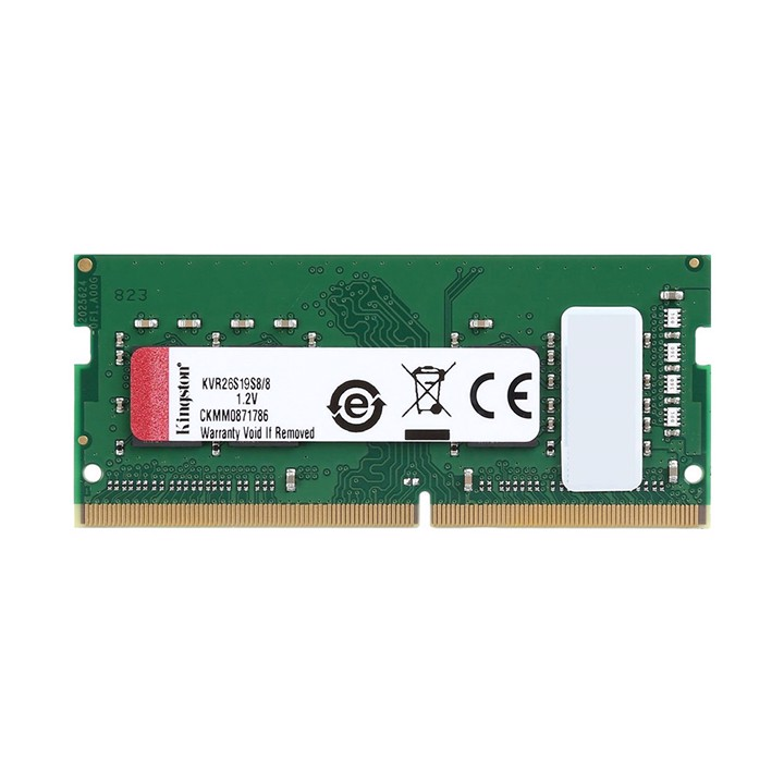 Ram Laptop Kingston 8GB DDR4 3200MHz KVR32S22S8/8