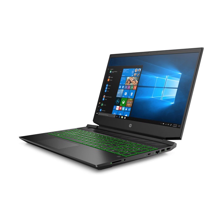 "Laptop HP Pavilion Gaming 15-ec1054AX (1N1H6PA) (AMD R5 4600H(3.0GHz,8MB),8GB RAM,128GB SSD,1TB HDD,GF GTX 1650 4GB,15.6""FHD,Wlan ac+BT,3cell,Win 10 Home 64)"