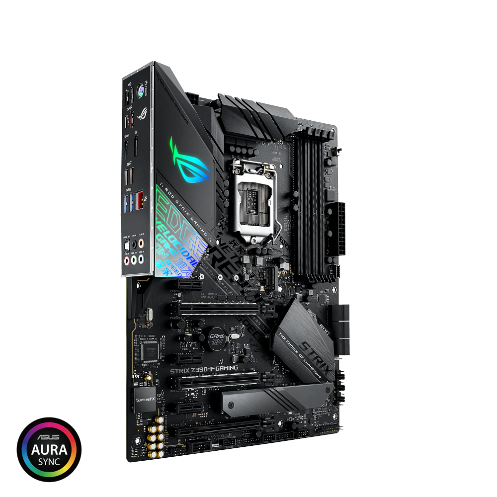 Mainboard ASUS ROG STRIX Z390-F GAMING