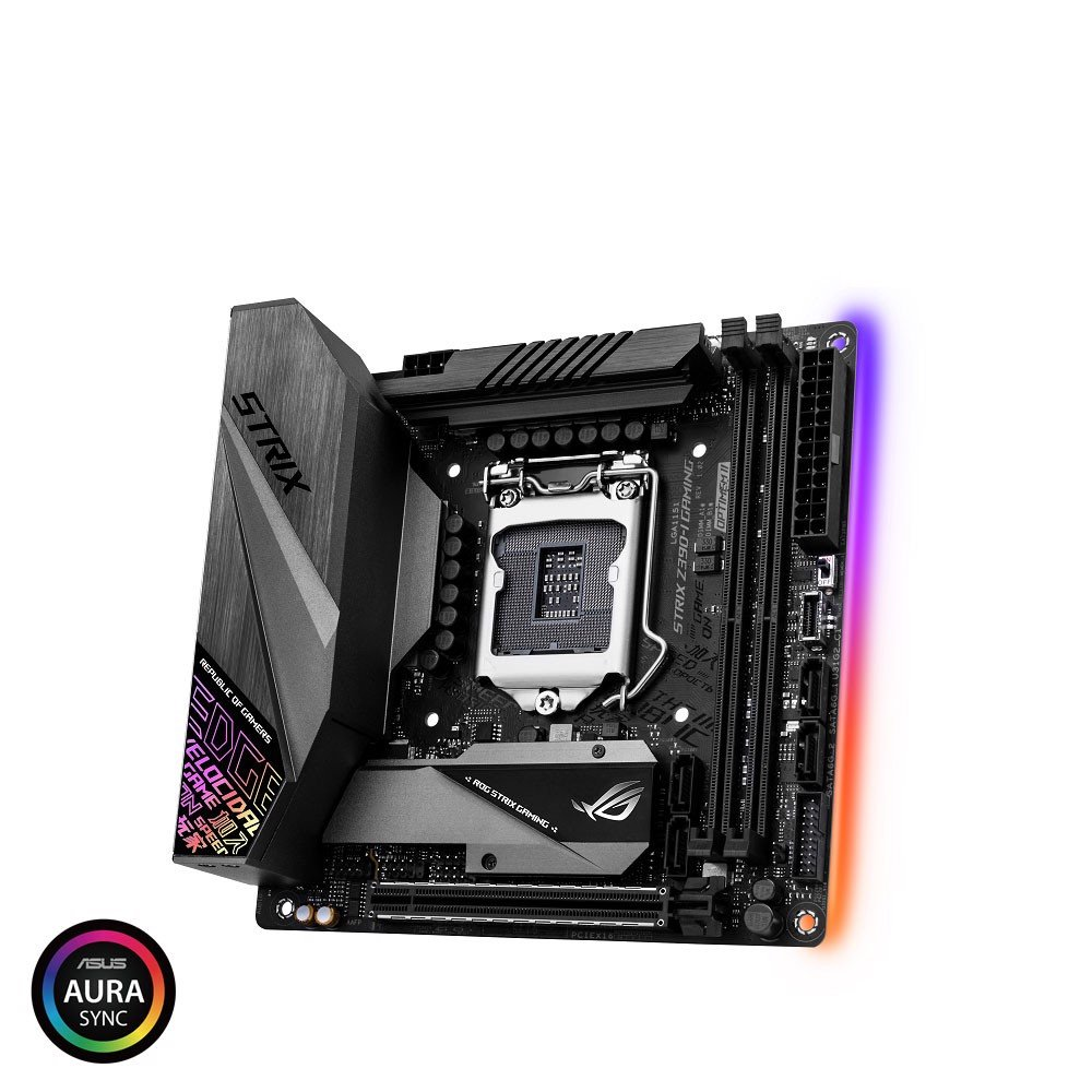 Mainboard Asus ROG Strix Z390-I Gaming