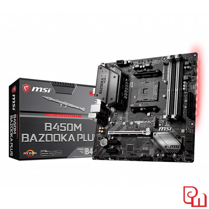 Mainboard MSI B450M BAZOOKA PLUS