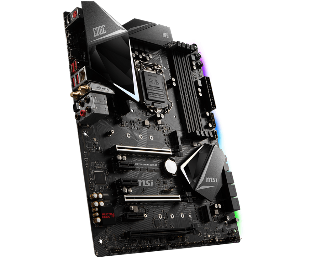 Mainboard MSI MPG Z390 GAMING EDGE AC