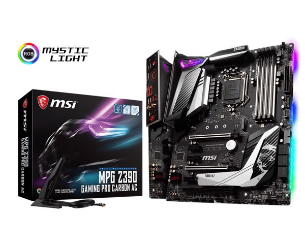 Mainboard MSI MPG Z390 GAMING PRO CARBON AC