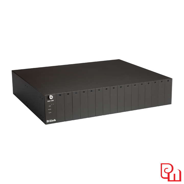 Media Converter Chassis D-Link DMC-1000
