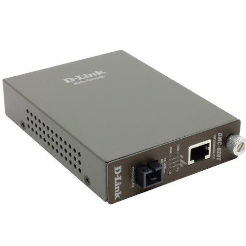 Media Converter Chassis D-Link DMC-920T