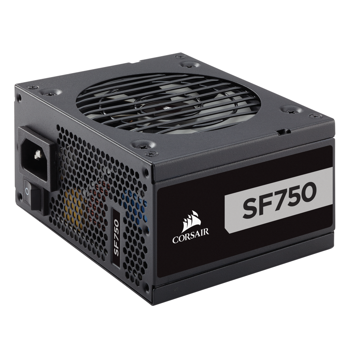Nguồn Corsair SF750 - 80 Plus Platinum - SFX Factor - Full Modul