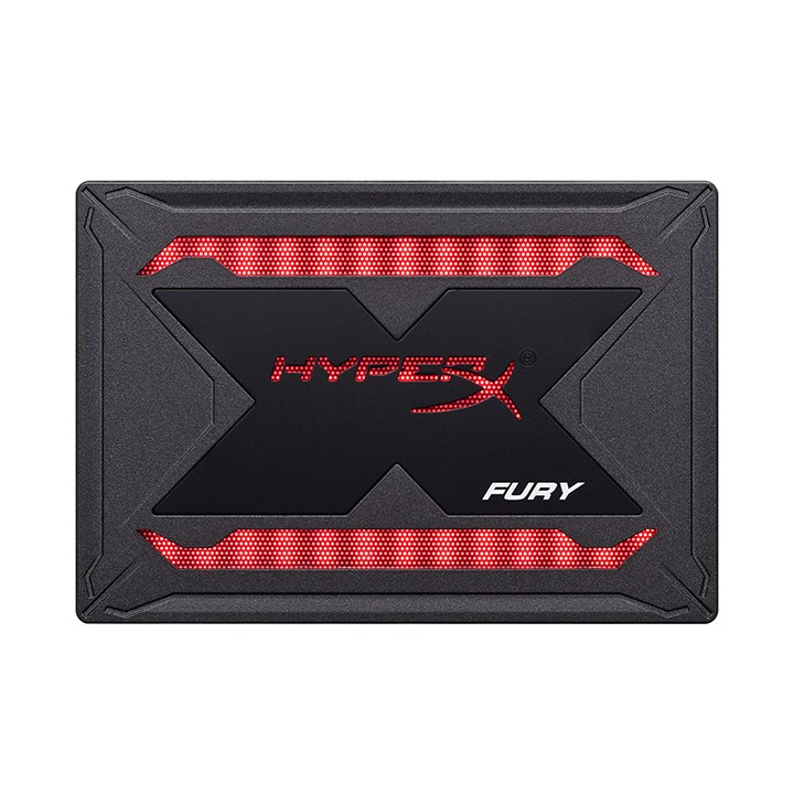Ổ cứng SSD Kingston HyperX Fury RGB 480GB 2.5 inch Sata 3 (SHFR200/480G)