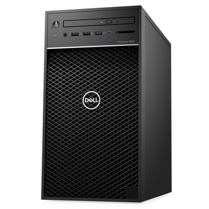 PC Dell Precision 3630 Tower (70172472) (i7-8700 , 2x8GB RAM,1TB HDD,DVDRW,2GB NVIDIA Quadro P620,Ubuntu)
